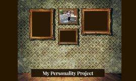 My Personality Project