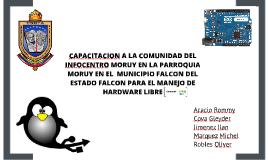 ccCAPACITACION A LA COMUNIDAD DEL INFOCENTRO MORUY EN LA PAR
