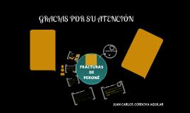 Fracturas de Peroné