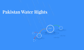 Pakistan Water Rights
