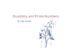 Mathcounts- Divisibility and Prime Numbers
