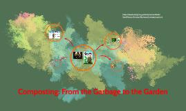 Composting: Organic matter