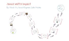James Watt's Impact