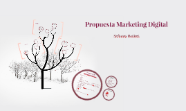 Propuesta Marketing Digital