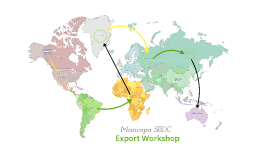 Maricopa SBDC Export Workshop