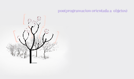poo(programacion orientada a  objetos)