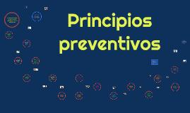 Principios preventivos