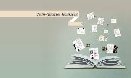 Tranajo Filosofía Jean-Jacques Rousseau