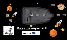 Robotica espacial (2)