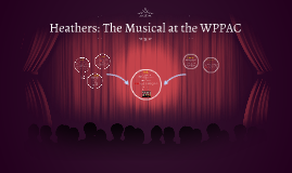 Heathers the Musical at the WPPAC