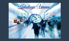 ideologie umane