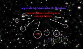 Leyes de Movimiento de Newton