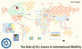 The Role of ECL Exams in International Mobility