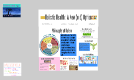 Copy of Holistic Health