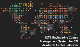 ICT& Engineering Course Management System for STI Academic C
