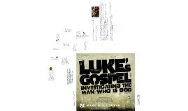 Luke Continued - task 2