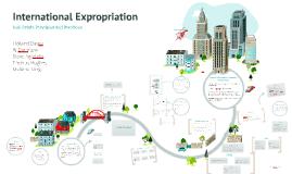 International Expropriation