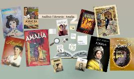 Análisis Literario: Amalia.