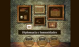 Diplomacia e Inmunidades