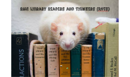 RMS Library Readers and Thinkers (RATs)