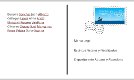 Copy of Recinto fiscal y fiscalizado
