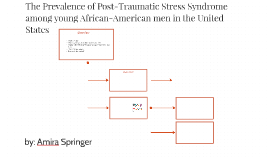 The Prevalence of Post-Traumatic Stress Syndrome among young