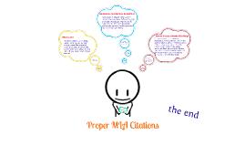 Copy of  MLA Citations