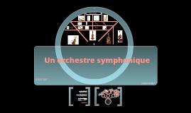 Un orchestre symphonique