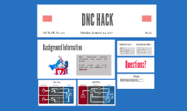 DNC Hack