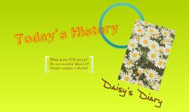 Daisy's Diary