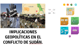 GEOPOLÍTICA DE SUDAN DEL SUR.