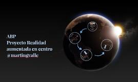 Proyecto Realidad aumentada en centro
