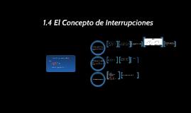 Copy of Concepto de Interrupciones