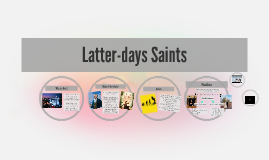 Latter-days Saints