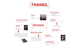 Mormon Presentation