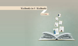 Textbooks to E-Books