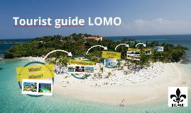 Tourist guide: LOMO