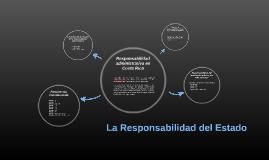 La Responsabilidad del Estado