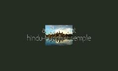 Hindu Buddhist Temple