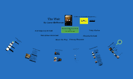 GT English II Student Guide: The Weir