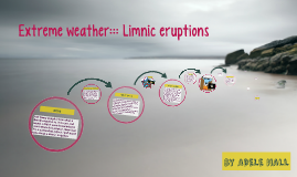 limnic eruptions essay