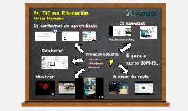 As TIC na Educación