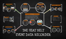 The Seat Belt Event Data Recorder