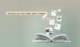 Dominion Cove Point Public Affairs Campaign