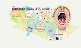 Cavidad oral Del niño