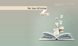 The Year Of Giving