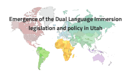 Copy of Language Immersion in Utah