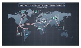CONTRATOS MERCANTILES INTERNACIONALES pp