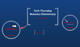 Tech Thursday Discovery Ed & Edmodo
