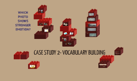 CASE STUDY 2- VOCABULARY DEVELOPMENT